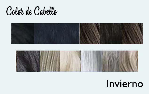 Colores para mujeres de estación invierno | Pinklia | Tu portal ...