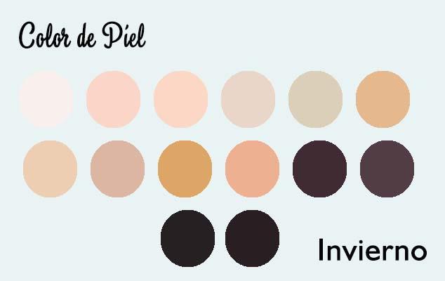 color-piel-invierno | Pinklia | Tu portal favorito para lucir bella ...