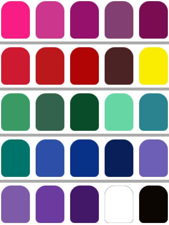 colores invierno | Pinklia | Tu portal favorito para lucir bella y unica