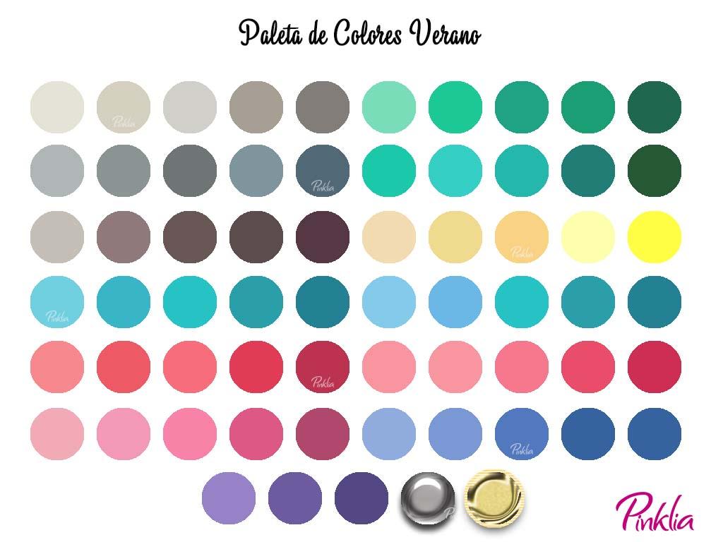 Paleta de colores for Paleta de colores pared
