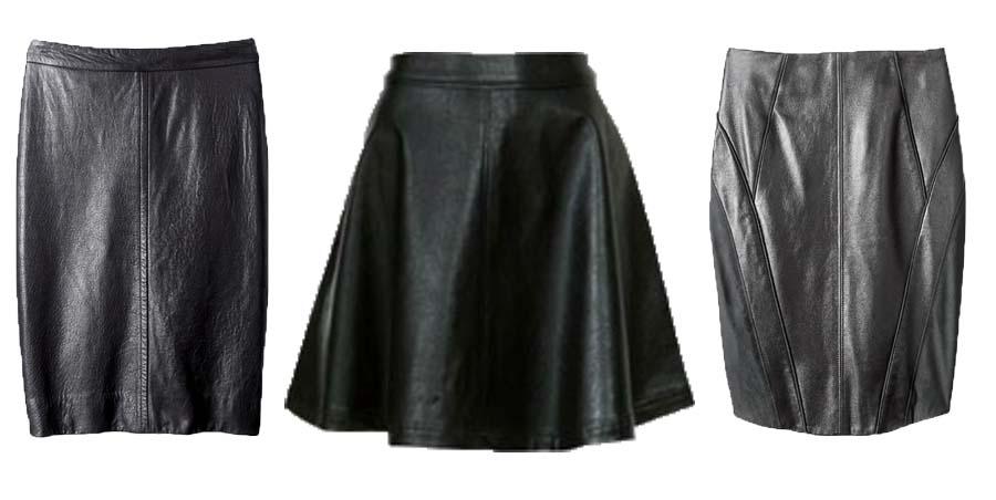 faldas para X