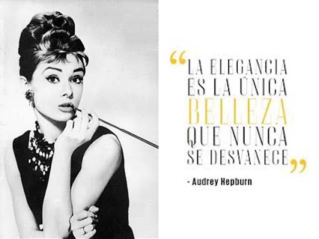 Frases Memorables De Audrey Hepburn1 Pinklia Tu Portal Favorito