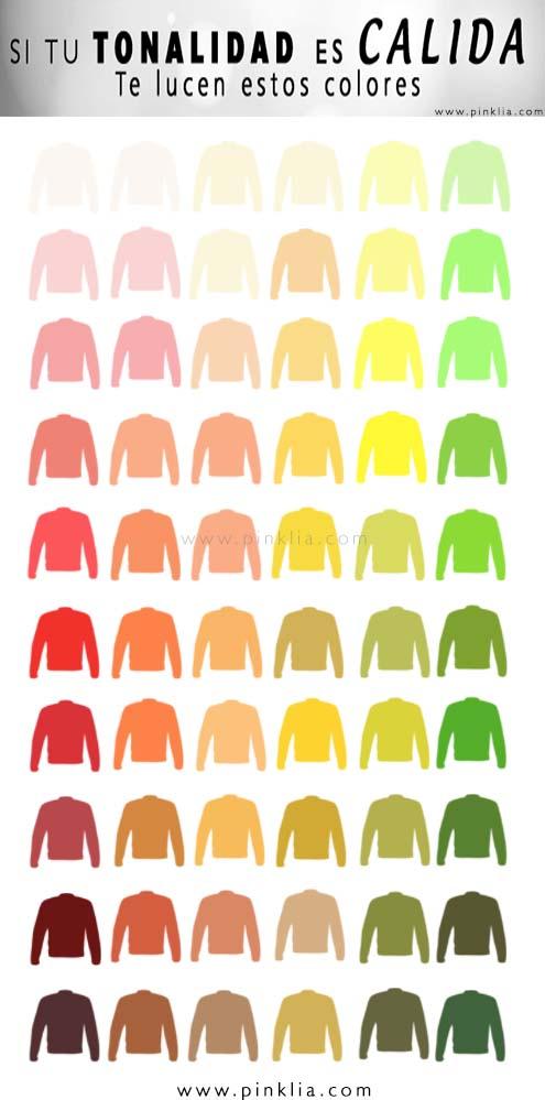MUESTRA-colores-calidos | Pinklia | Tu portal favorito para lucir ...
