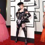 Peor vestidas en los Grammy 2015