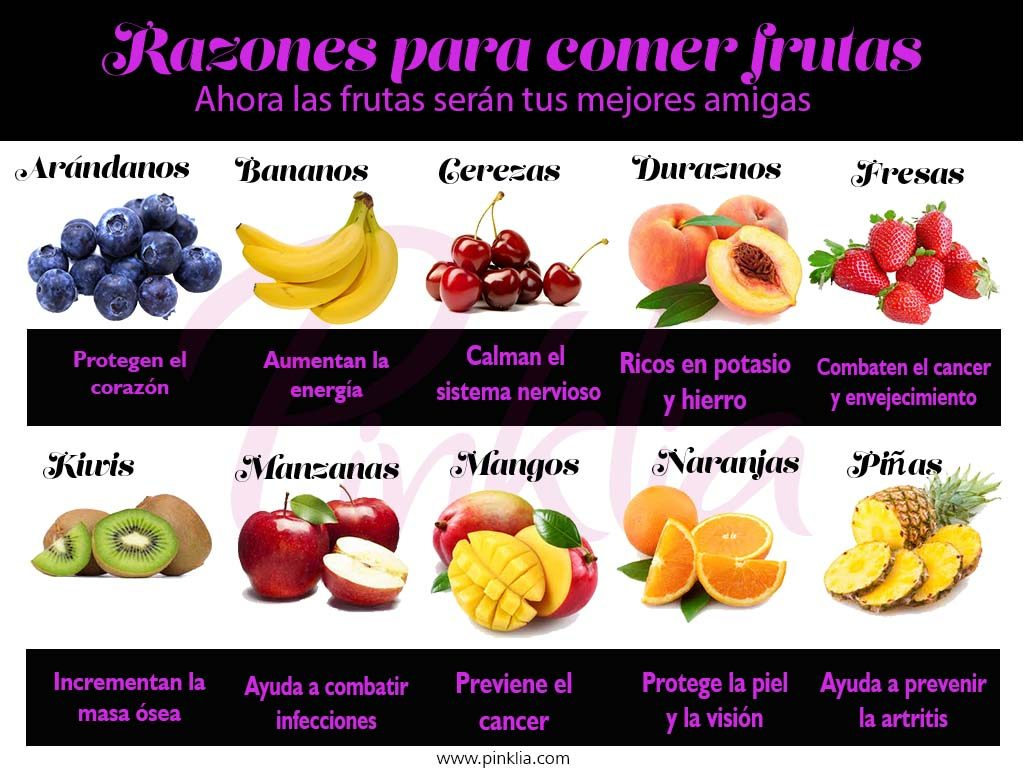 frutas-para-combatir-enfermedades