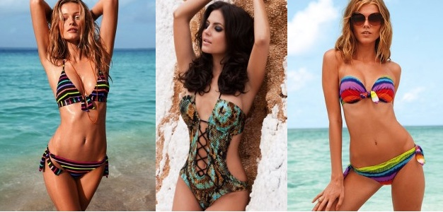 Cuerpo rectangular: tips para lucir un bikini | Pinklia | Tu portal ...