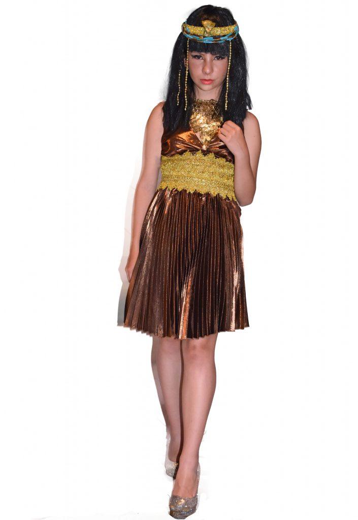 Halloween cleopatra