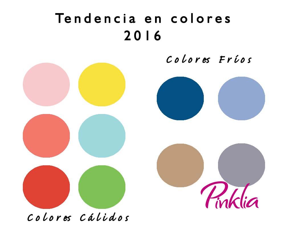 tendencia colores 2016