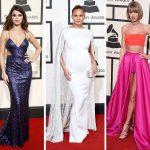 Mejores y peores vestidas en los premios Grammy
