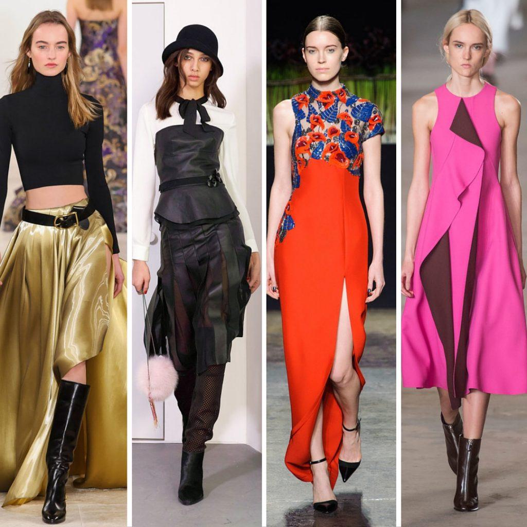 Las tendencias de la semana de la moda en nueva york 2016 for Tendencia de color de moda