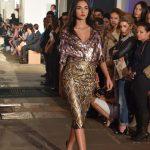 La diseñadora Amelia Toro y una pasarela llena de feminidad