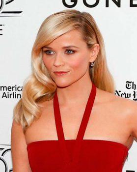 Estilo de peinado en Reese Witherspoon