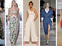 Las tendencias en la semana de la moda de nueva york