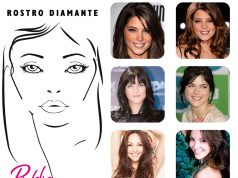 Los mejores cortes de pelo y estilos de peinados para mujeres con forma de cara diamante