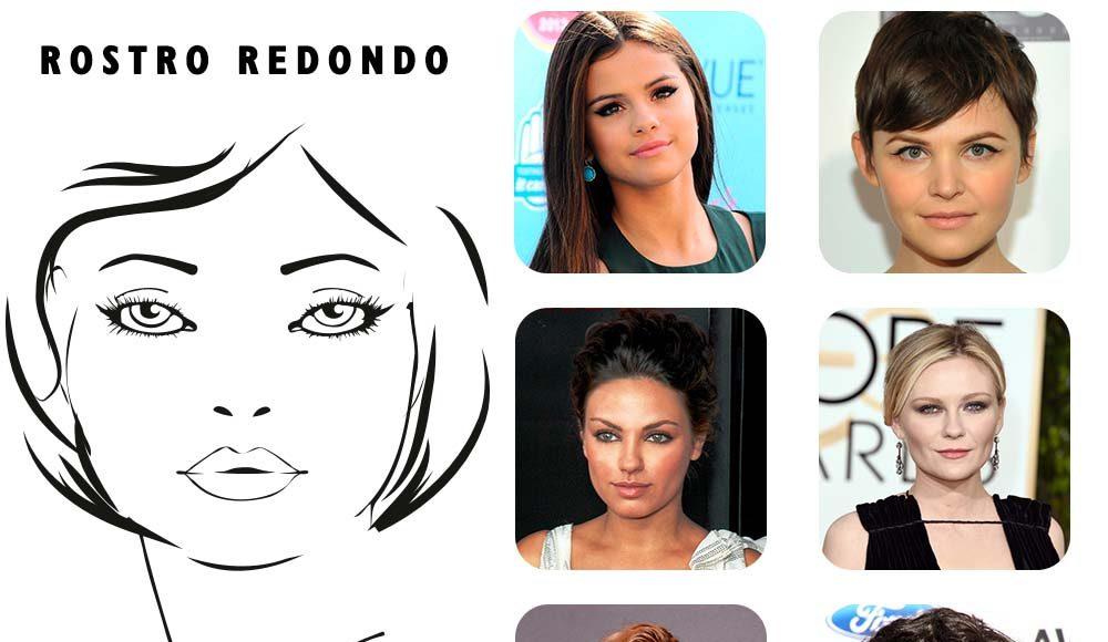 Mejores cortes de pelo para forma de cara redonda | Pinklia | Tu ...