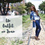 Un outfit en Jeans